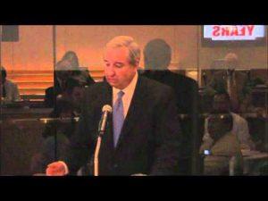 D.A. Steve Cooley Addresses Prisons, Politics at PPOA Delegates Meeting