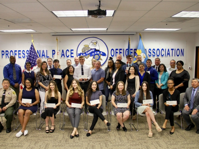 2019 PPOA College Scholarship Recipients