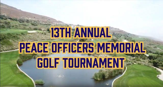 Peace Officer Memorial Golf Tournament