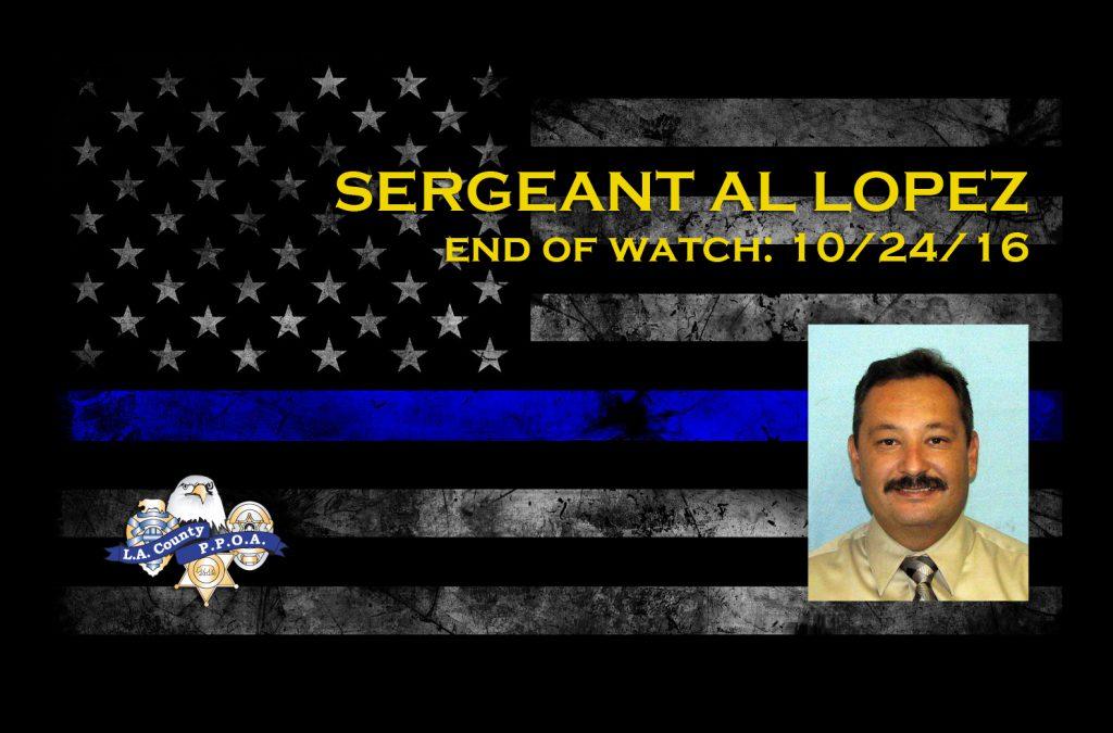Sergeant Al Lopez