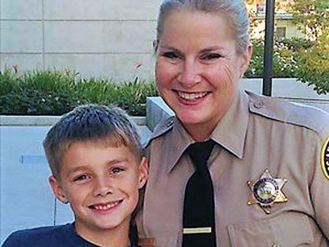 Deputy Lori Kammer