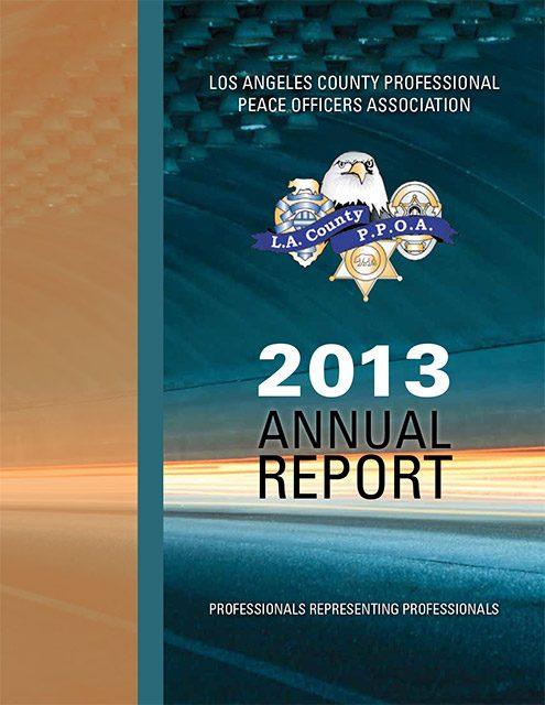PPOA Annual Report 2013