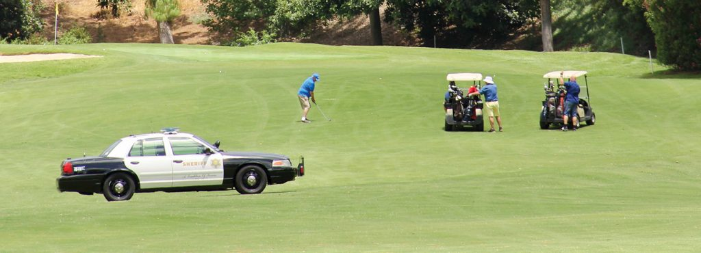 Golf Tournament - Los Angeles County Professional Peace Officers