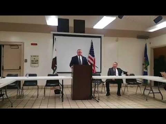 LA County Sheriff's Debate 2.13.18