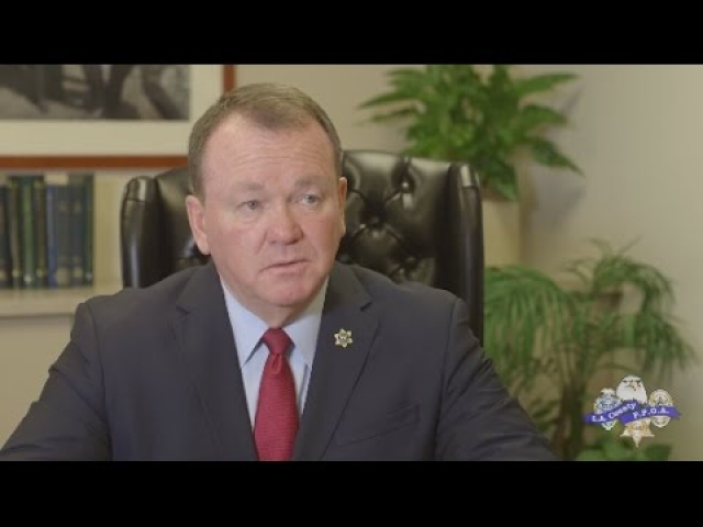 Part 2: Morale Discussion with Sheriff McDonnell