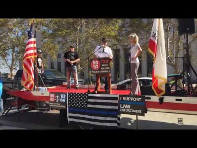 Law Enforcement Rally 11/5/16