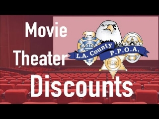 Movie Discounts for PPOA!