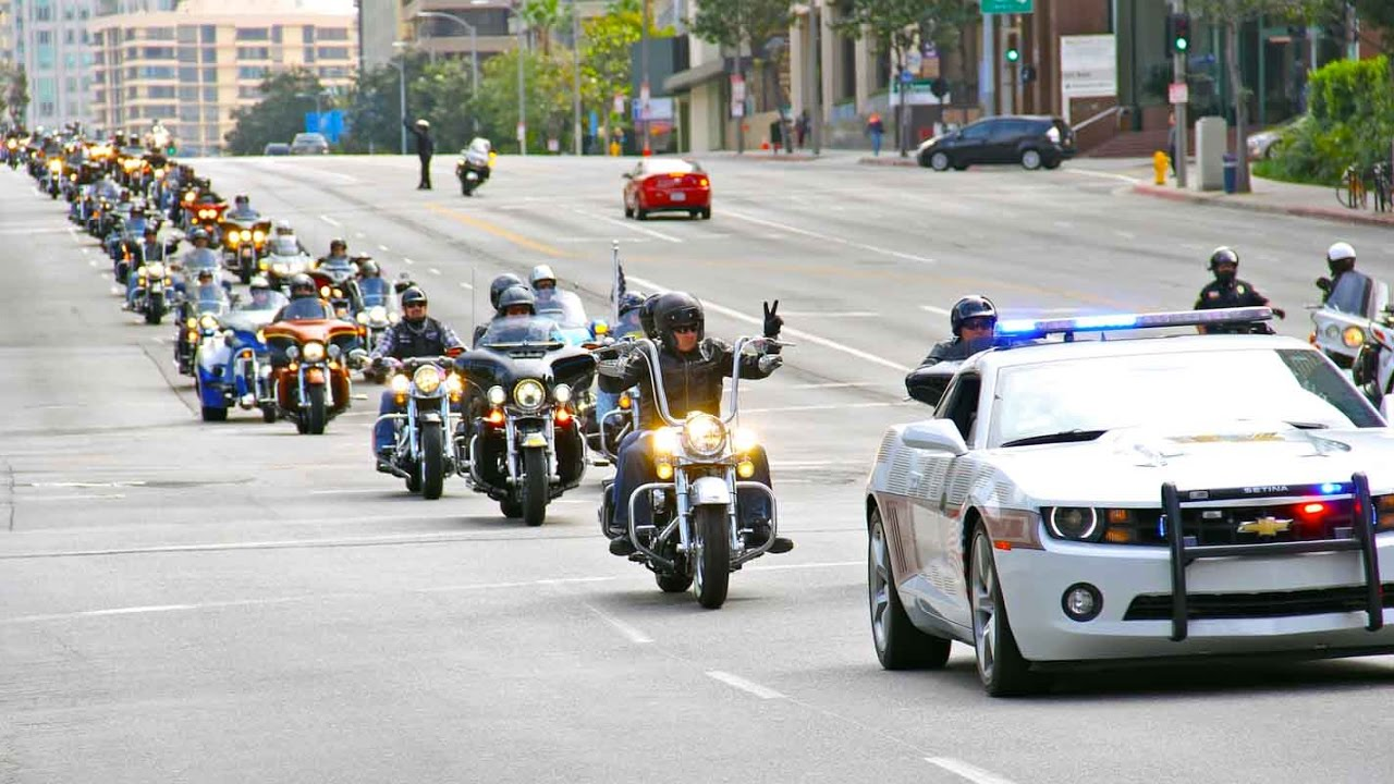 PPOA 5th Annual Heroes Ride