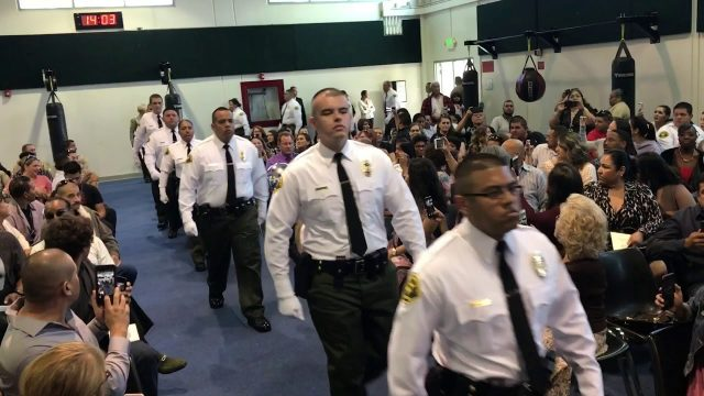 LASD Security Officer Class 48