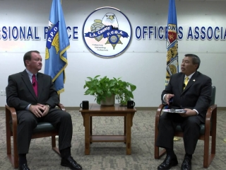 PPOA OnPOINT Interviews LA Sheriff Candidate Chief Jim McDonnell (3 of 3)