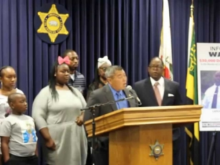 PPOA Announces $20K Reward re: Murder of LASD Security Officer