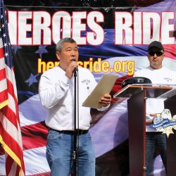 Scenes From the 6th Annual Heroes Ride
