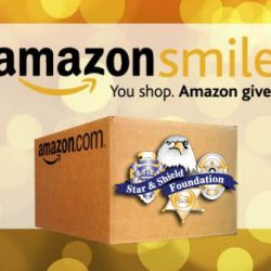 AMAZON SMILE SUPPORTS STAR & SHIELD FOUNDATION