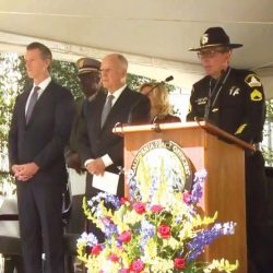 Jim Vogts Remembered at California Peace Officers' Memorial Ceremony