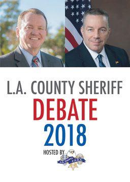 Los Angeles County Sheriff Debate 2018