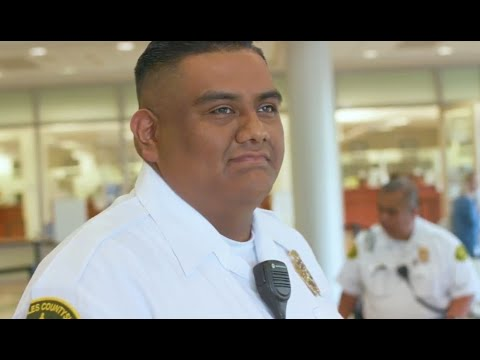 SSO Fabian Uses Lethal Force to Save a Life