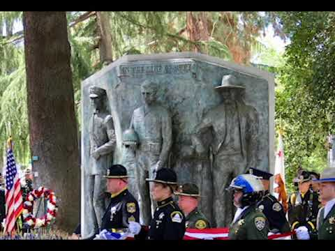 California Peace Officer Memorial Foundation tribute to Jim Vogts