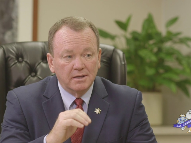 Candidate Interview: Sheriff Jim McDonnell (Part1)