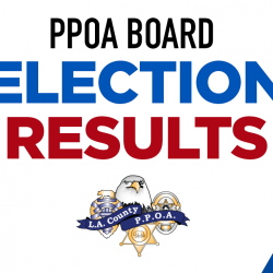 2019 PPOA BOARD ELECTION RESULTS