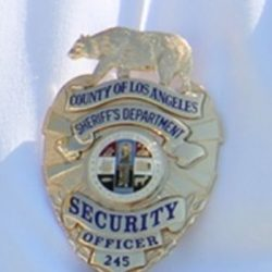 Uniform Authorization for LASD Security Assistants & Security Officers
