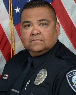 Police Officer Efren Coronel