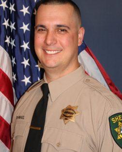 Deputy Brian Ishmael