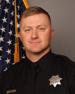 Deputy Adam Gibson