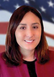 Lieutenant Nancy Escobedo
